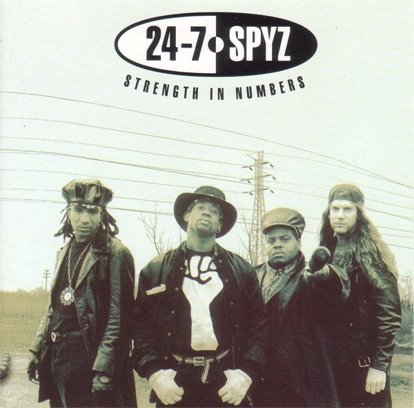 24-7 Spyz Strength in Numbers Cover Art