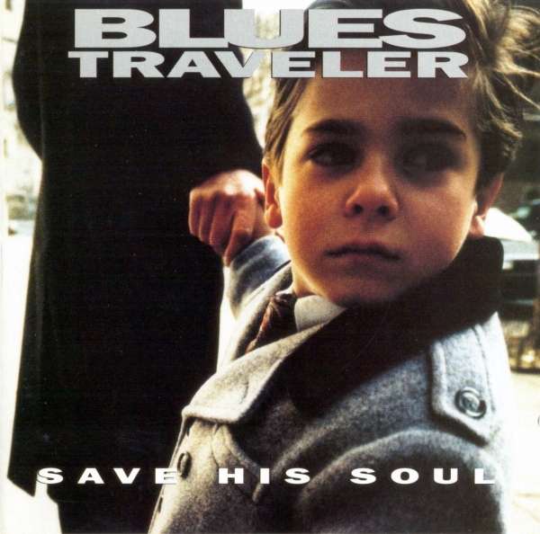 Blues Traveler Save His Soul cover art