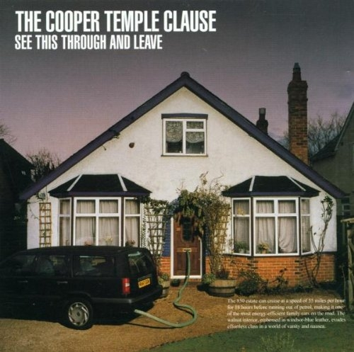 The Cooper Temple Clause See This Through and Leave cover art