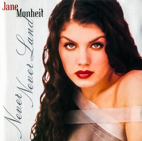 Jane Monheit Never Never Land cover art