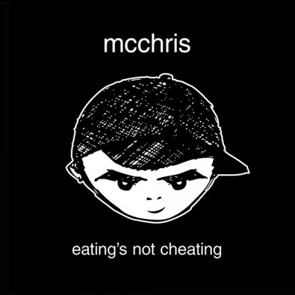 mc chris Eating's Not Cheating cover art