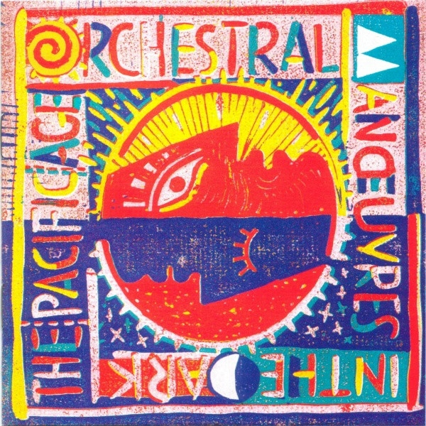 Orchestral Manoeuvres in the Dark The Pacific Age Cover Art