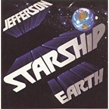 Jefferson Starship Earth cover art