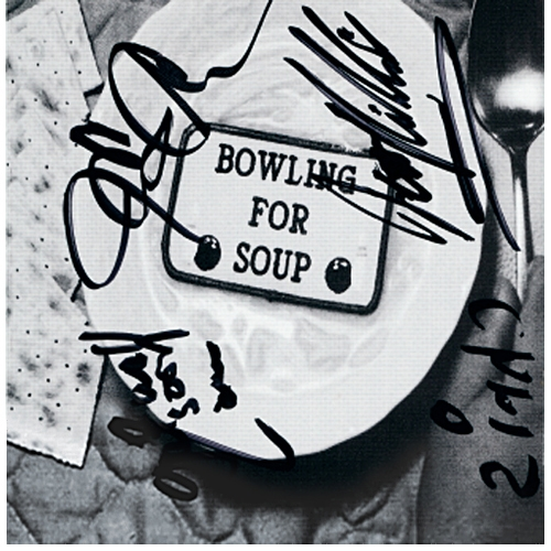 Bowling For Soup Bowling for Soup cover art