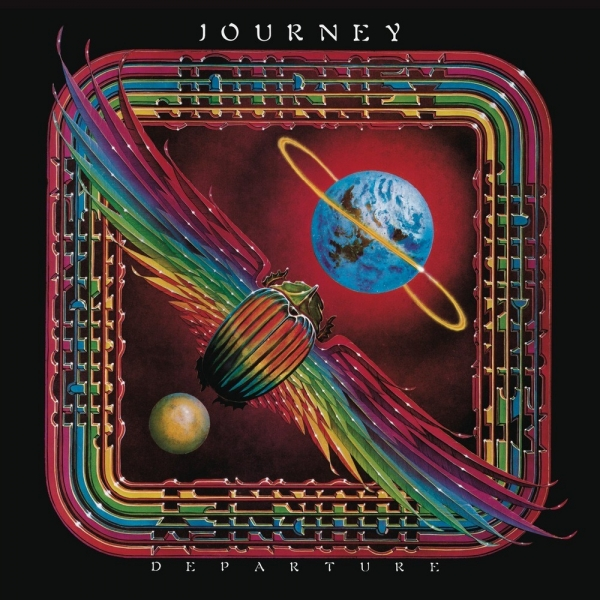 Journey Departure cover art
