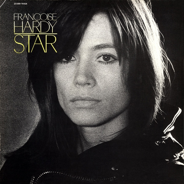 Françoise Hardy Star cover art