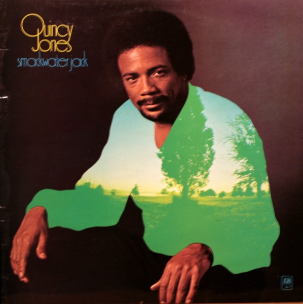 Quincy Jones Smackwater Jack cover art