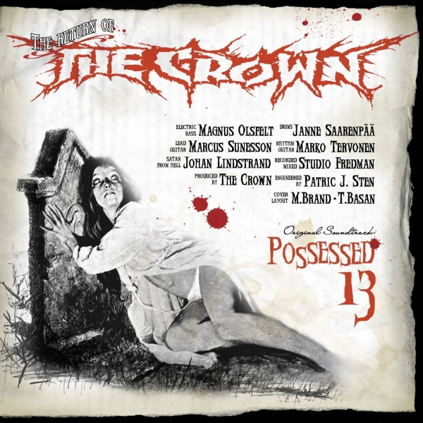 The Crown Possessed 13 cover art