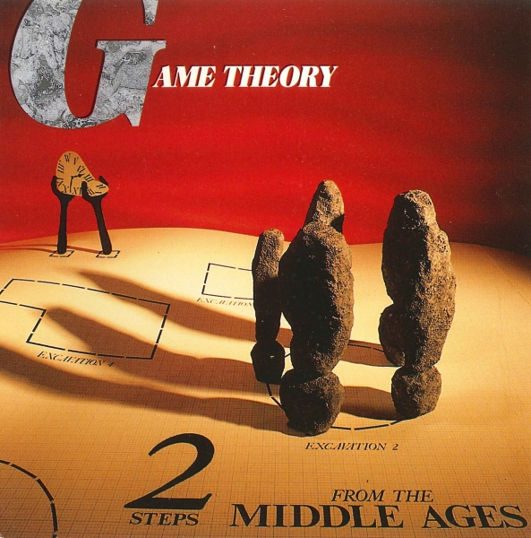Game Theory Two Steps From the Middle Ages cover art