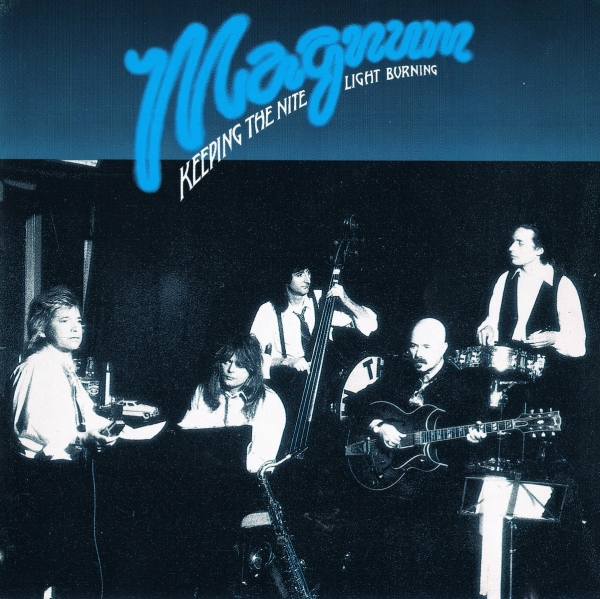 Magnum Keeping the Nite Light Burning cover art