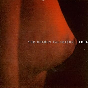 The Golden Palominos Pure cover art