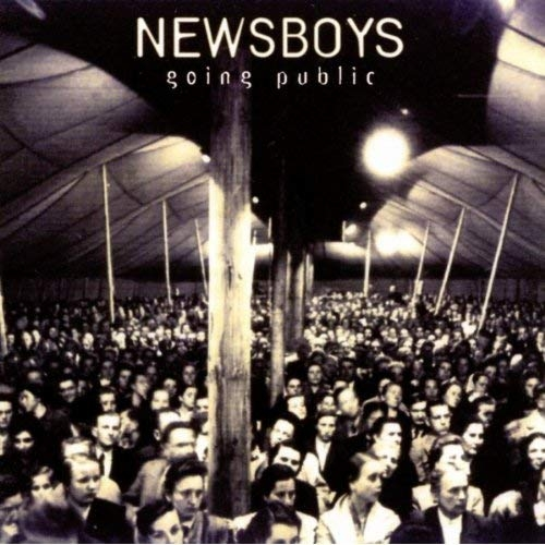 Newsboys Going Public cover art