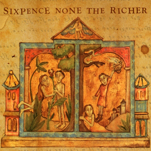 Sixpence None The Richer Sixpence None the Richer cover art