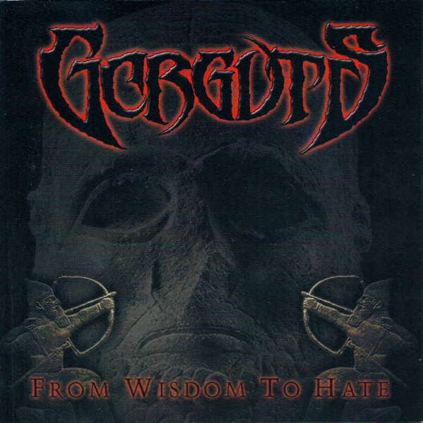 Gorguts From Wisdom to Hate cover art
