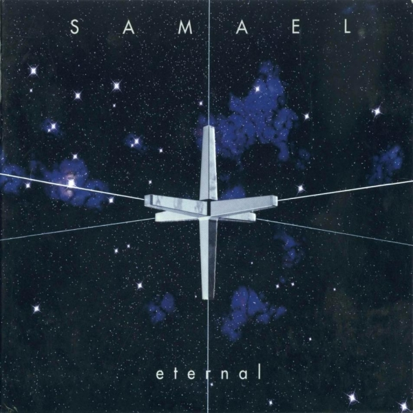 Samael Eternal Cover Art