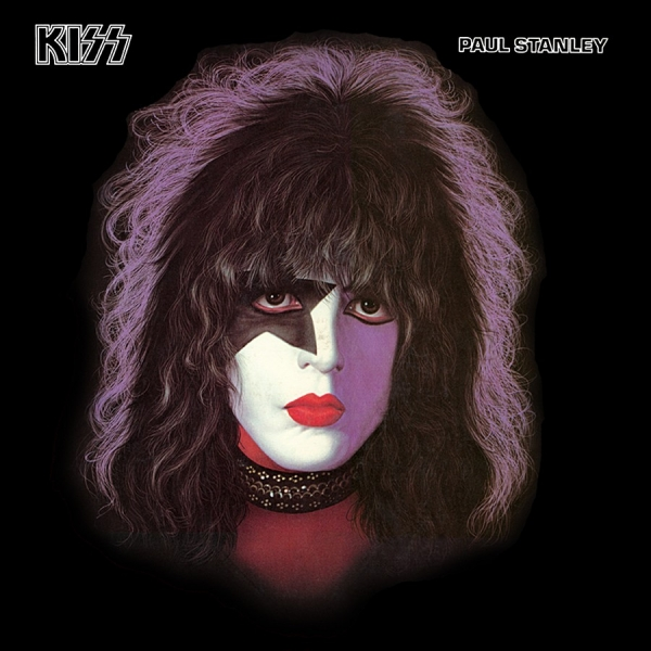 Paul Stanley Paul Stanley Cover Art