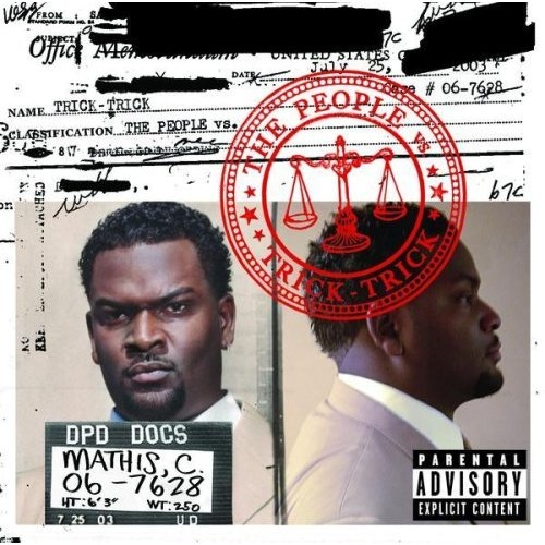 Proof The People vs. cover art
