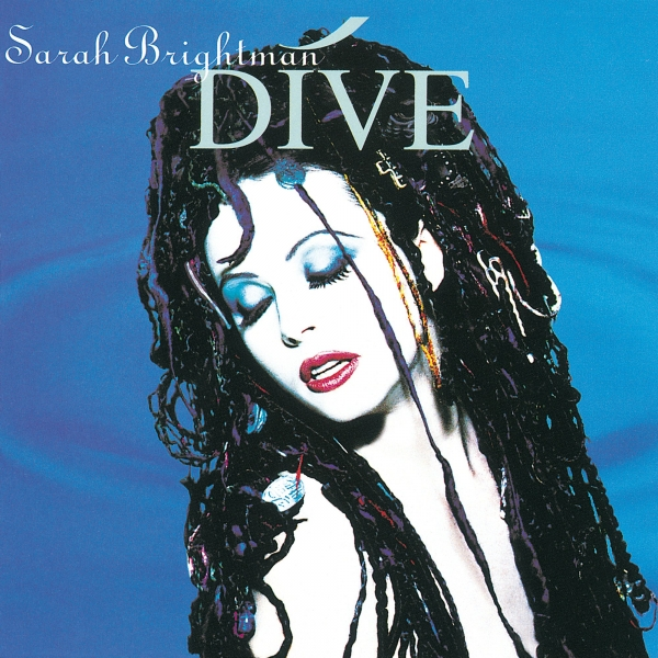 Sarah Brightman Dive cover art