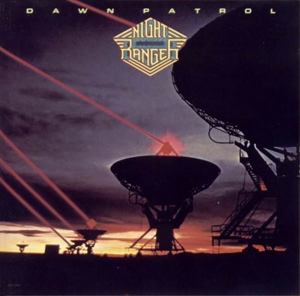 Night Ranger Dawn Patrol cover art
