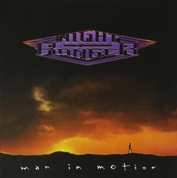 Night Ranger Man in Motion cover art