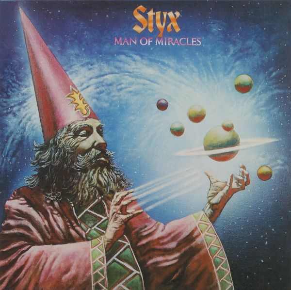 Styx Man of Miracles cover art