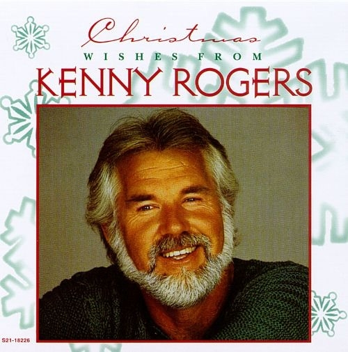 Kenny Rogers Christmas Wishes from Kenny Rogers cover art