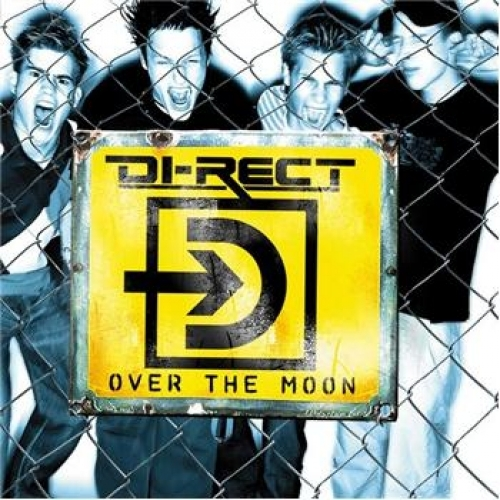 Di-rect Over the Moon cover art
