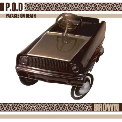 P.O.D. Brown cover art