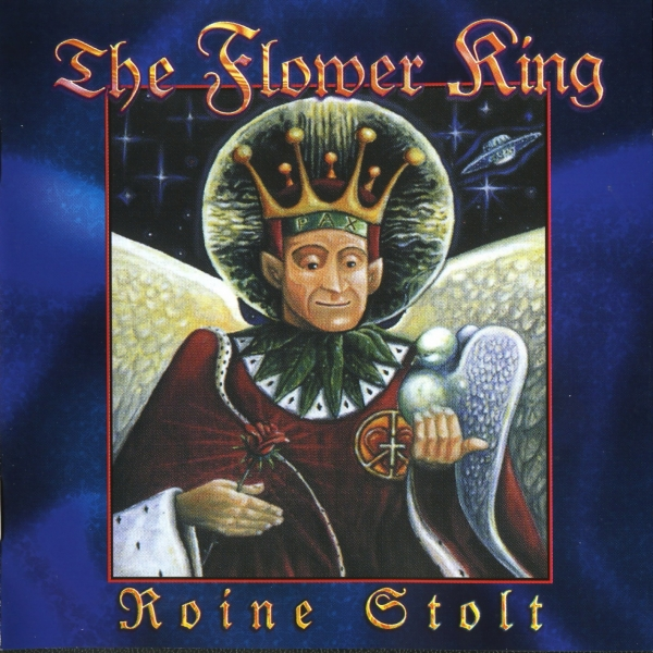 Roine Stolt The Flower King cover art