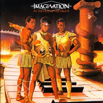 Imagination In the Heat of the Night cover art