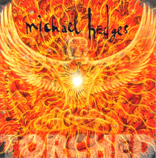 Michael Hedges Torched cover art