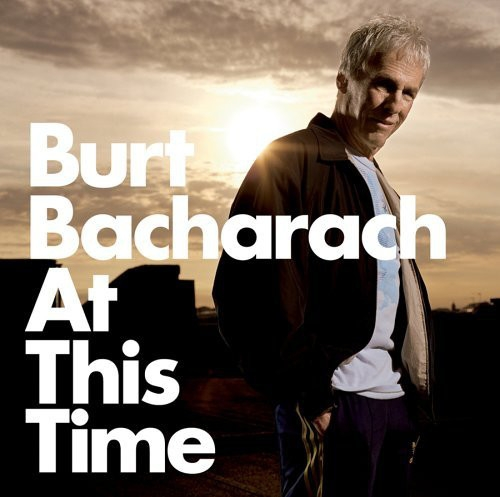 Burt Bacharach At This Time cover art