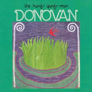 Donovan The Hurdy Gurdy Man cover art