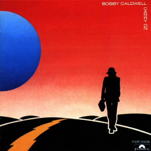 Bobby Caldwell Carry On cover art
