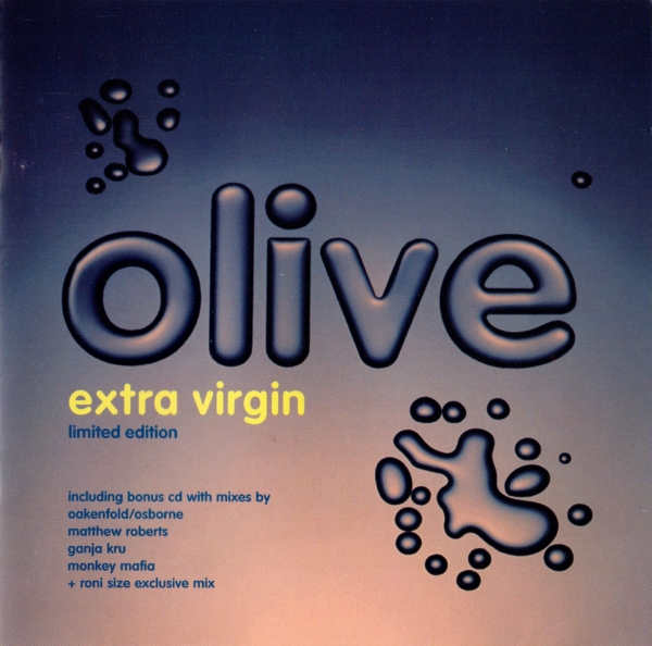 Olive Extra Virgin cover art