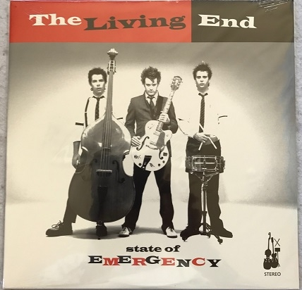 The Living End State of Emergency cover art