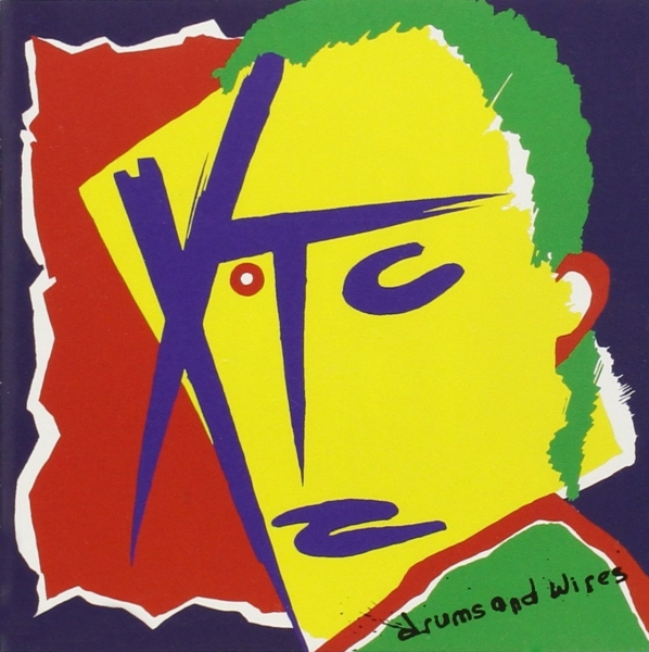 XTC Drums and Wires cover art