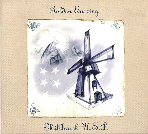 Golden Earring Millbrook U.S.A. cover art