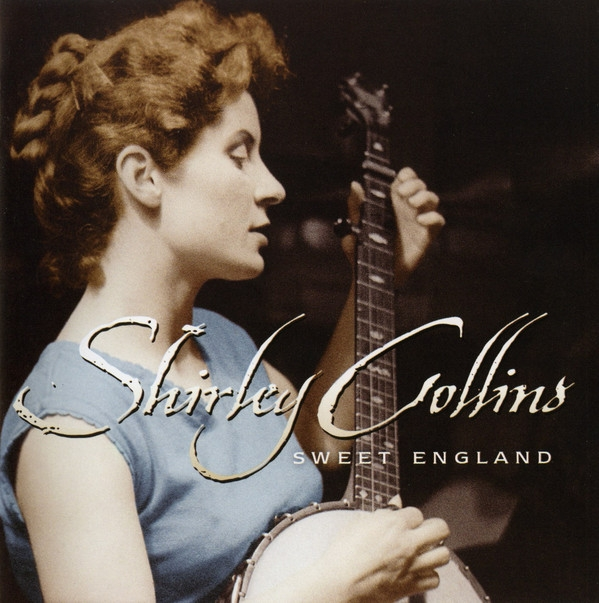 Shirley Collins Sweet England cover art