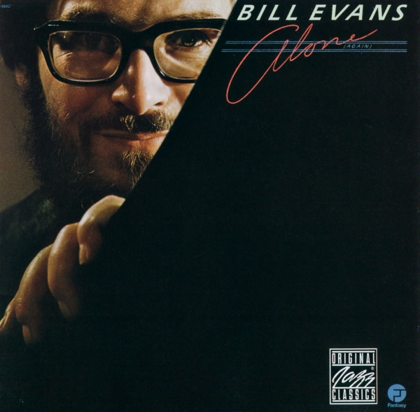 Bill Evans Alone (Again) cover art