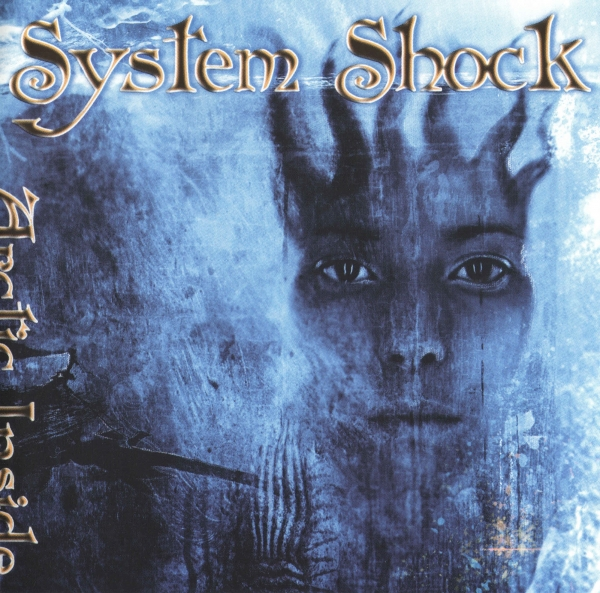 System Shock Arctic Inside Cover Art