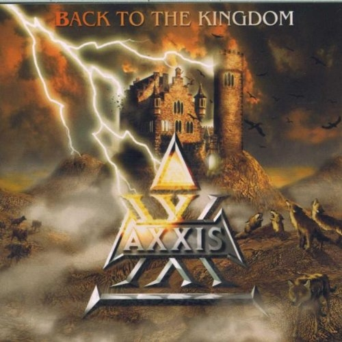 Axxis Back to the Kingdom cover art