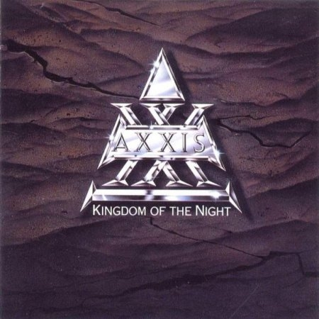 Axxis Kingdom of the Night cover art