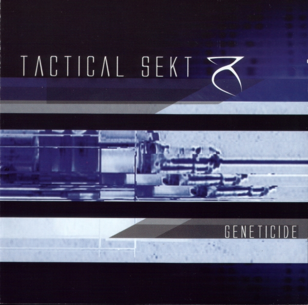 Tactical Sekt Geneticide cover art