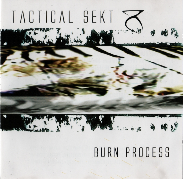 Tactical Sekt Burn Process Cover Art