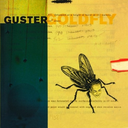 Guster Goldfly Cover Art