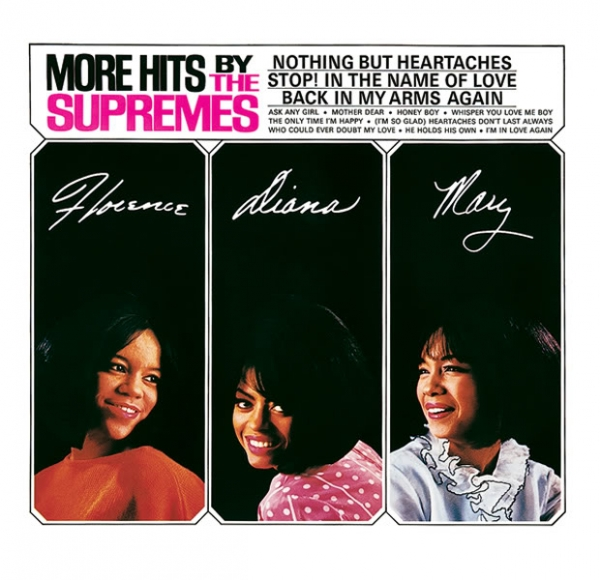 The Supremes More Hits by The Supremes cover art