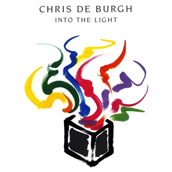 Chris de Burgh Into the Light cover art