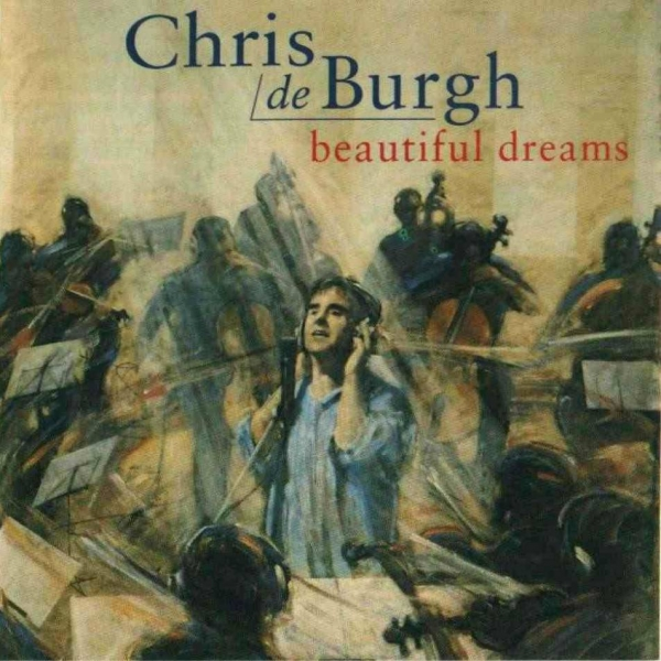 Chris de Burgh Beautiful Dreams Cover Art