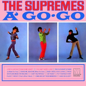The Supremes The Supremes A' Go-Go Cover Art